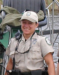 Photo of Michelle Lawless, Florida FWC